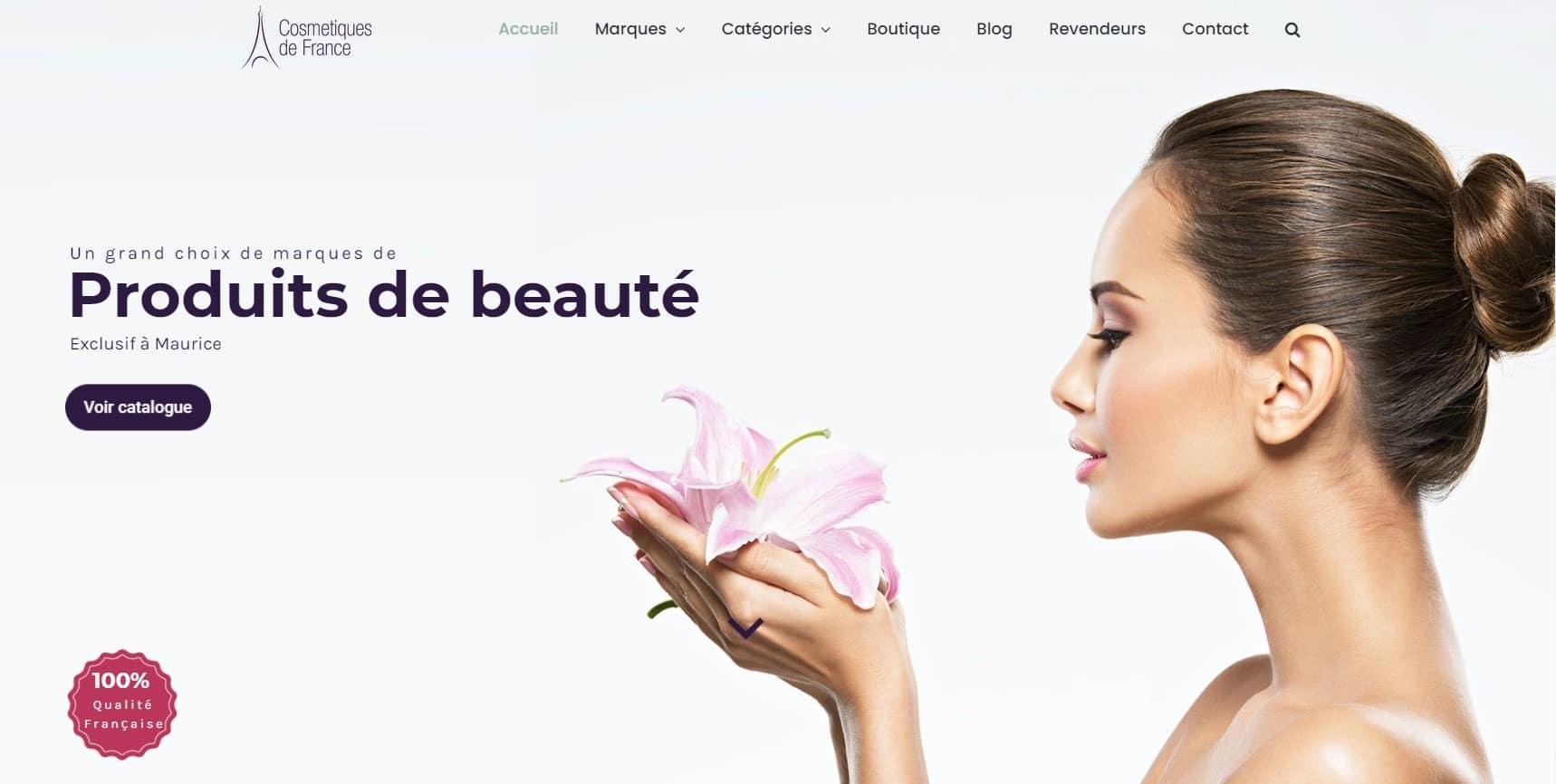 Cosmetiques de France
