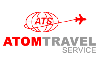 atom travel logo
