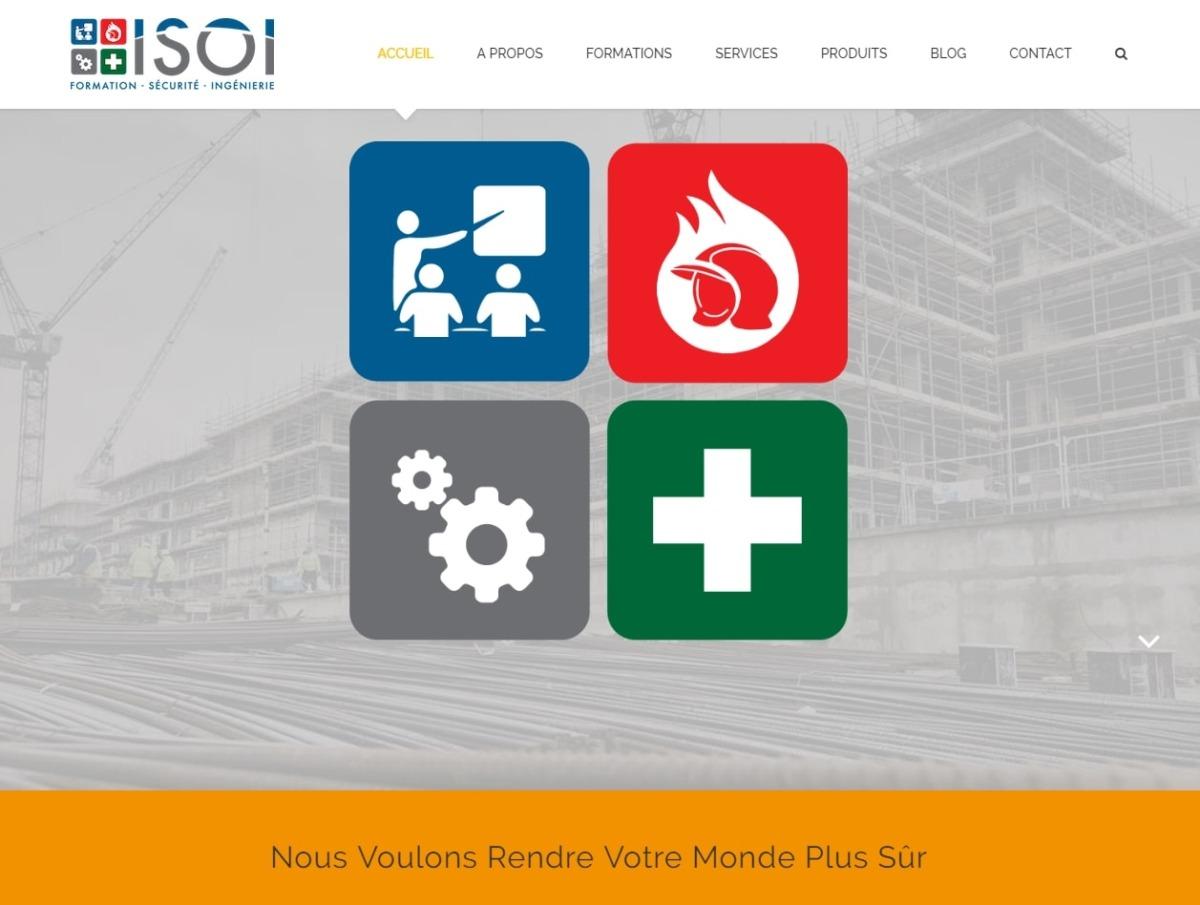 ISOI website