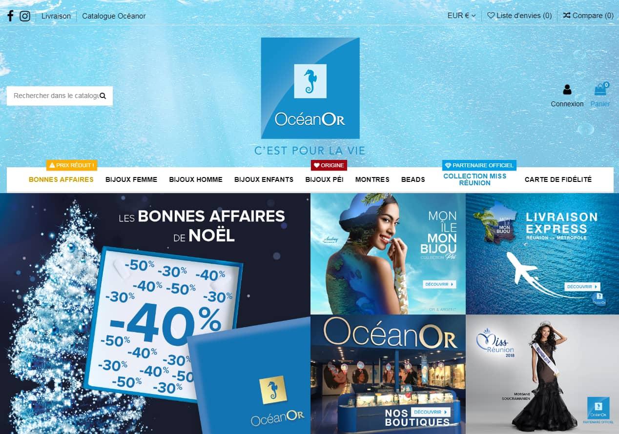 oceanor website